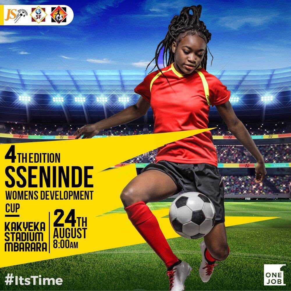 4th Edition Sseninde Women's Development Cup 2019